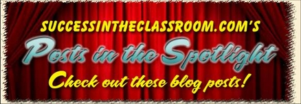 Posts in the Spotlight – Outstanding Lessons, Thank You, Teacher and Cool Containers.