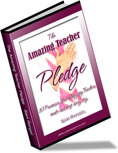 The Amazing Teacher Pledge