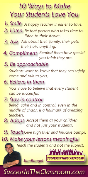 10-ways-to-make-your-students-love-you